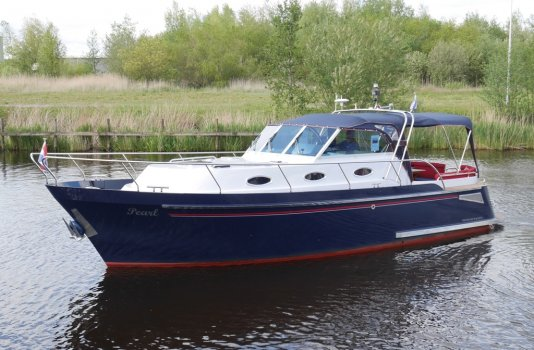 Thomasz Tristan Business Class 32' OK, Motorjacht for sale by Smelne Yachtcenter BV