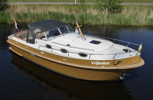Langenberg DEVE 825, Motorjacht for sale by Smelne Yachtcenter BV