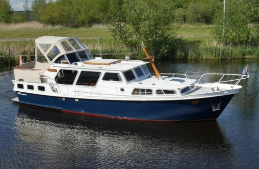 Super Lauwersmeer 1120 AK, Motorjacht for sale by Smelne Yachtcenter BV