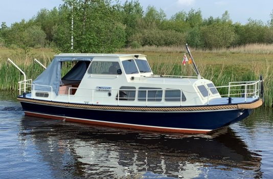 Doerak 850 AK, Motorjacht for sale by Smelne Yachtcenter BV