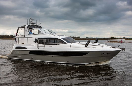 Haines 400 Offshore, Motorjacht for sale by Smelne Yachtcenter BV