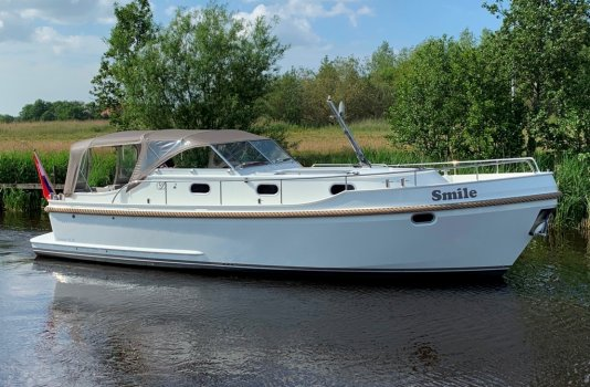 Vedette 10.30 Cabin, Motorjacht for sale by Smelne Yachtcenter BV