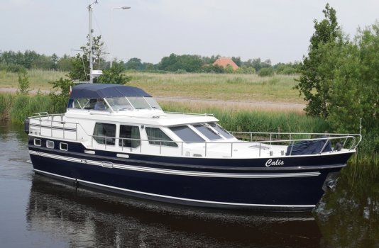Zuiderzee Dogger 45, Motorjacht for sale by Smelne Yachtcenter BV