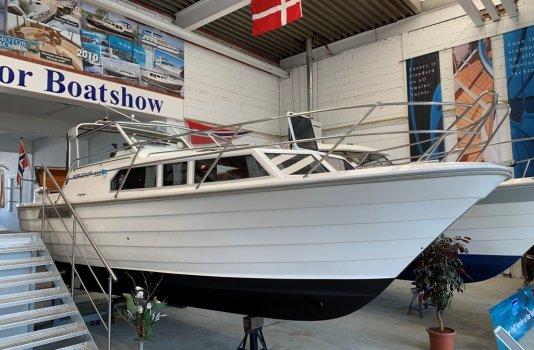 NOR STAR 950, Motorjacht for sale by Smelne Yachtcenter BV