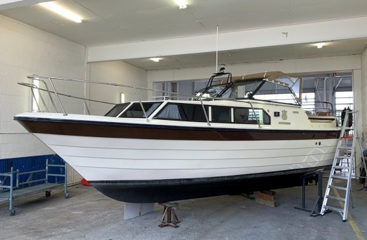 Skarpnes 30, Motorjacht for sale by Smelne Yachtcenter BV