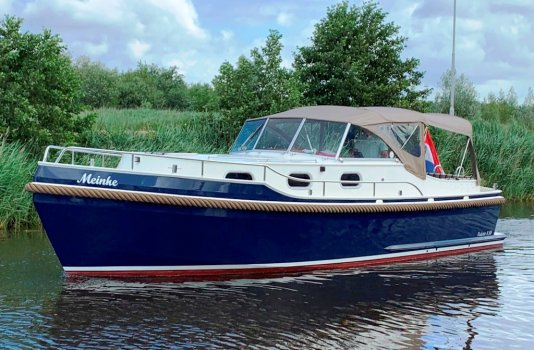Vedette 8.80 de luxe, Motorjacht for sale by Smelne Yachtcenter BV