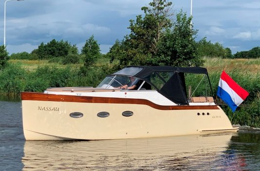 Amer Classic 870, Motorjacht for sale by Smelne Yachtcenter BV