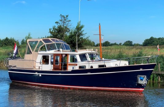 Gillissen Spiegel Kotter, Motorjacht for sale by Smelne Yachtcenter BV