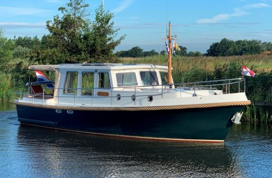 Drentsche Kotter 1030 OK, Motorjacht for sale by Smelne Yachtcenter BV