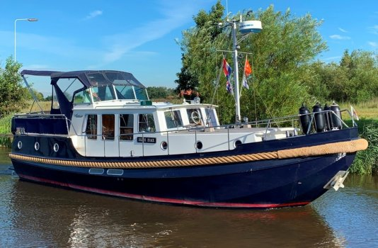 Linssen Classic Sturdy 400 AC Twin, Motorjacht for sale by Smelne Yachtcenter BV