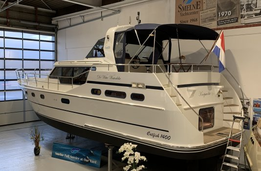 Catfish 1400, Motorjacht for sale by Smelne Yachtcenter BV