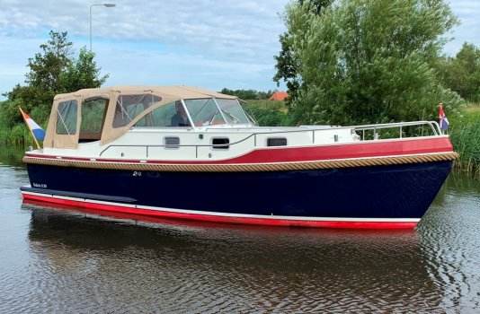 Vedette 880 V/OK, Motorjacht for sale by Smelne Yachtcenter BV