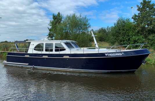 Vri-Jon 42 OK, Motorjacht for sale by Smelne Yachtcenter BV