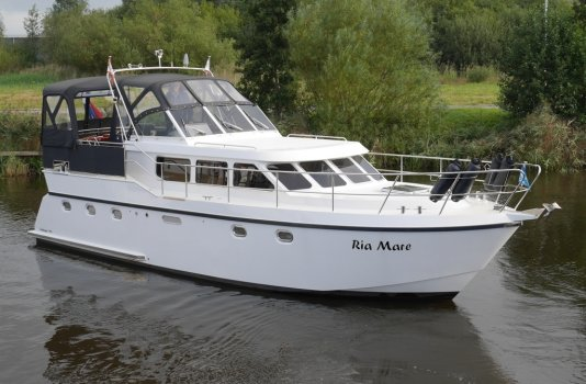 Turfskipper 1190, Motorjacht for sale by Smelne Yachtcenter BV