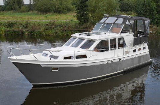 Bendie 1120 AK, Motorjacht for sale by Smelne Yachtcenter BV