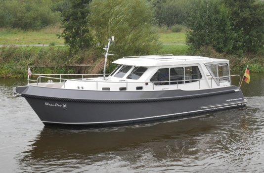 Gruno Classic 39 Excellent OK, Motorjacht for sale by Smelne Yachtcenter BV