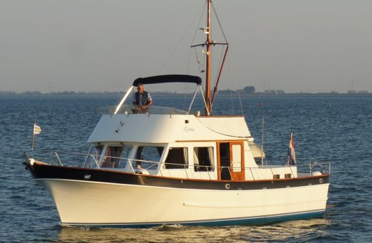 DeFever 40 Passagemaker, Motorjacht for sale by Smelne Yachtcenter BV