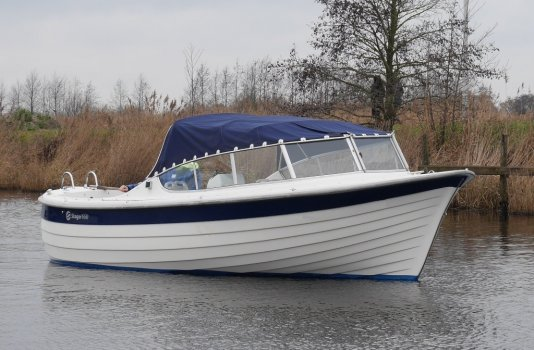 Skager 660, Motorjacht for sale by Smelne Yachtcenter BV