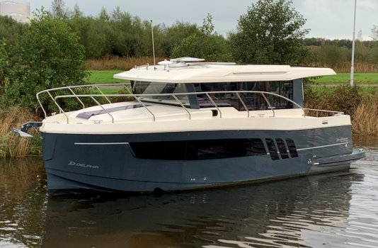 Delphia Escape 1150V, Motorjacht for sale by Smelne Yachtcenter BV