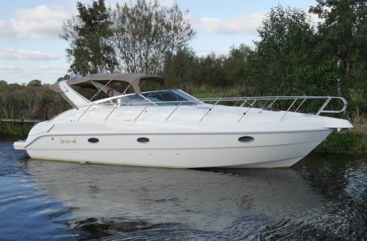 Cranchi Zaffiro 34, Motorjacht for sale by Smelne Yachtcenter BV
