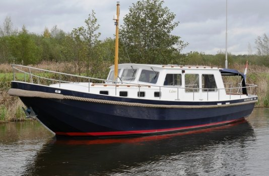 Multivlet 1180, Motor Yacht for sale by Smelne Yachtcenter BV