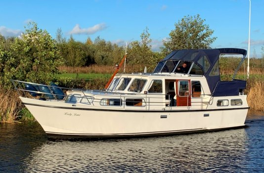 Aquanaut Beauty 1100 AK, Motorjacht for sale by Smelne Yachtcenter BV