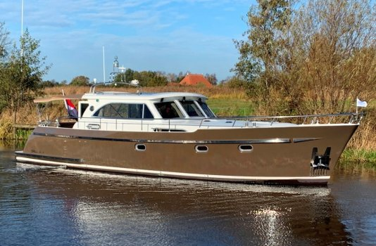 Steeler NG 40, Motorjacht for sale by Smelne Yachtcenter BV