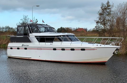 Catfish 1300, Motorjacht for sale by Smelne Yachtcenter BV