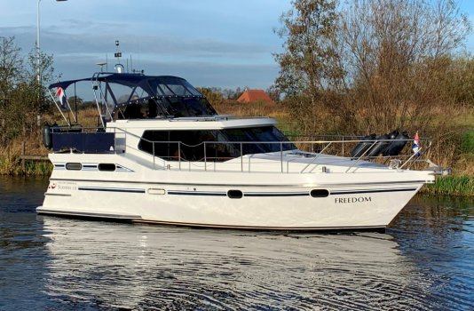 Vri-Jon Surprise 33L, Motorjacht for sale by Smelne Yachtcenter BV