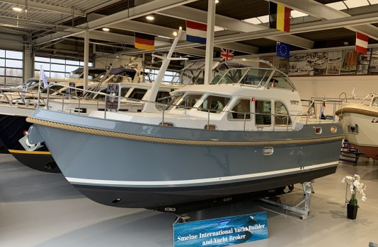 Linssen Grand Sturdy 29.9 AC, Motorjacht for sale by Smelne Yachtcenter BV