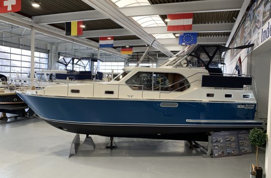 Succes 106 AC, Motorjacht for sale by Smelne Yachtcenter BV