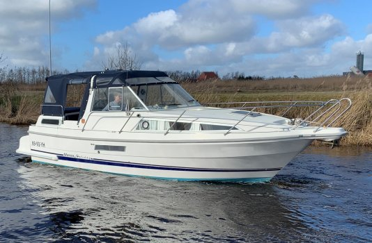 Marex 280 Holiday, Motorjacht for sale by Smelne Yachtcenter BV