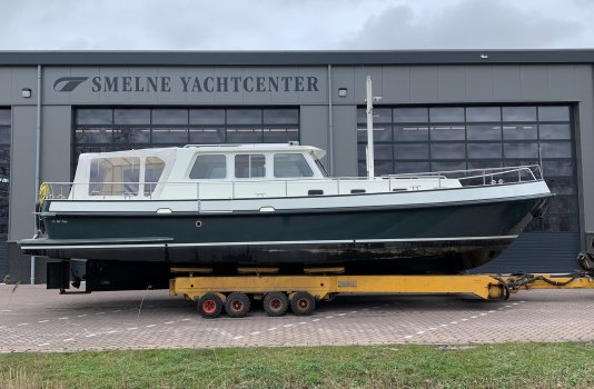SK Kotter 1250 Pilot, Motorjacht for sale by Smelne Yachtcenter BV