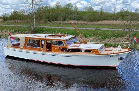 Van Der Werff Rondspant, Motoryacht for sale by Smelne Yachtcenter BV