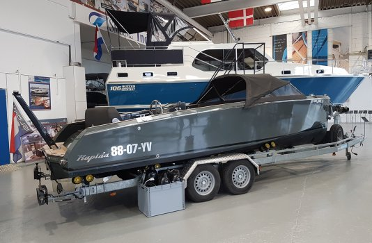 Isloep Rapida 666, Sloep for sale by Smelne Yachtcenter BV