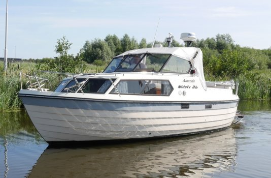 Nidelv 26, Motorjacht for sale by Smelne Yachtcenter BV