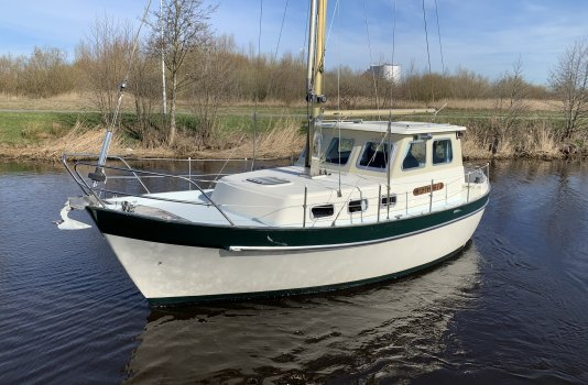 Sirocco 28, Motorjacht for sale by Smelne Yachtcenter BV