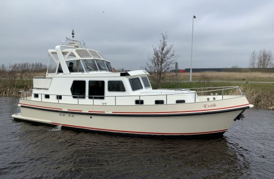 SK Kotter 1150, Motorjacht for sale by Smelne Yachtcenter BV