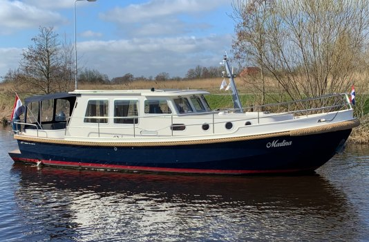 Smelne Vlet 1050 OK, Motorjacht for sale by Smelne Yachtcenter BV