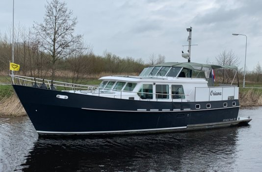 Pacific Trawler Cabrio 145+, Motorjacht for sale by Smelne Yachtcenter BV