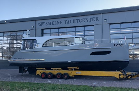 Vedette Navigator 35, Motorjacht for sale by Smelne Yachtcenter BV
