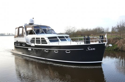 Super Lauwersmeer Discovery 45 AC, Motorjacht for sale by Smelne Yachtcenter BV