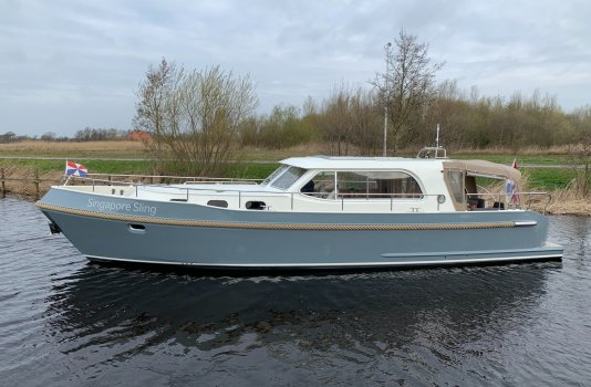 Vedette 12.30 Salon, Motorjacht for sale by Smelne Yachtcenter BV