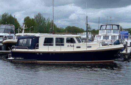 Bully 960 OK, Motorjacht for sale by Smelne Yachtcenter BV