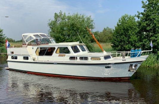 De Ruiter Grand Star 1325, Motorjacht for sale by Smelne Yachtcenter BV
