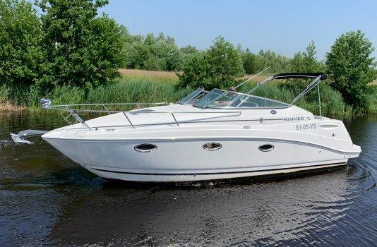 Rinker 260 Express Cruiser, Motorjacht for sale by Smelne Yachtcenter BV