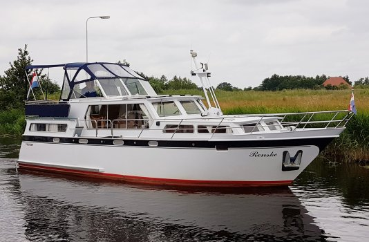 Proficiat 1225 GL, Motorjacht for sale by Smelne Yachtcenter BV