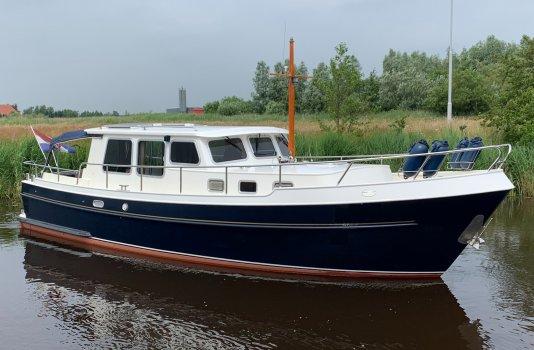 Babro Beluga 1100 OK, Motorjacht for sale by Smelne Yachtcenter BV