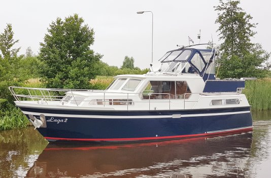 Aquanaut Beauty 1050 AK, Motorjacht for sale by Smelne Yachtcenter BV