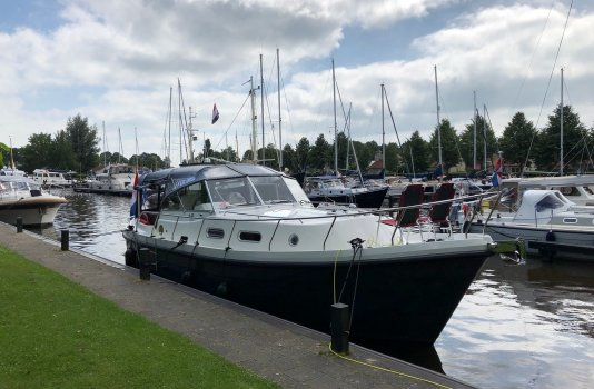Vedette Cantia 31 Launch, Motorjacht for sale by Smelne Yachtcenter BV
